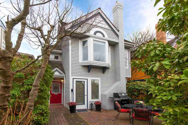 2058 W 14TH Avenue, Vancouver, BC V6J 2K4 (#R2241235) :: Re/Max Select Realty
