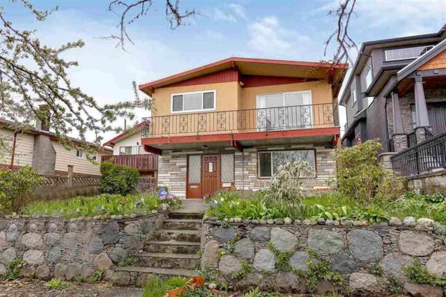 769 E 62ND Avenue, Vancouver, BC V5X 2G6 (#R2241270) :: Re/Max Select Realty