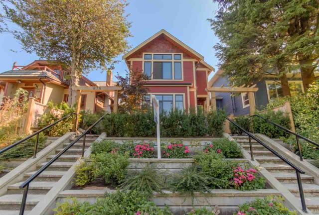 878 E 13TH Avenue, Vancouver, BC V5L 2L5 (#R2241277) :: Re/Max Select Realty