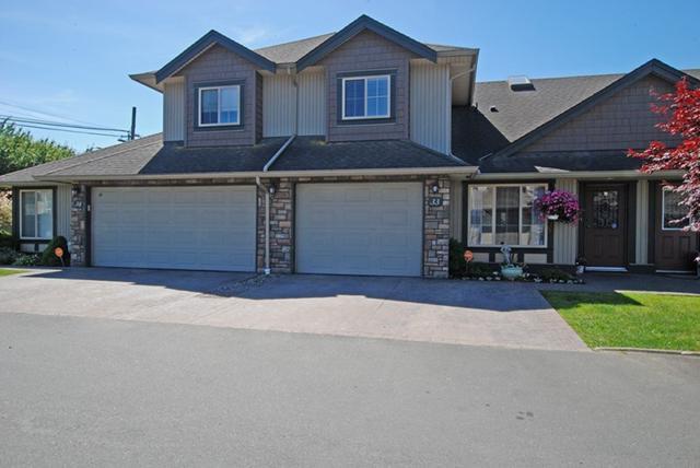 6450 Blackwood Lane #33, Sardis, BC V2R 5Z3 (#R2241293) :: Re/Max Select Realty