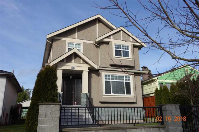 75 W Woodstock Avenue, Vancouver, BC V5Y 2R6 (#R2241326) :: Re/Max Select Realty