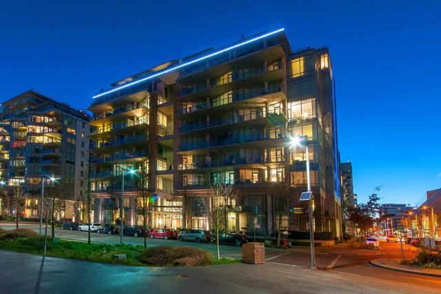 1633 Ontario Street #408, Vancouver, BC V5Y 0C2 (#R2241374) :: Re/Max Select Realty