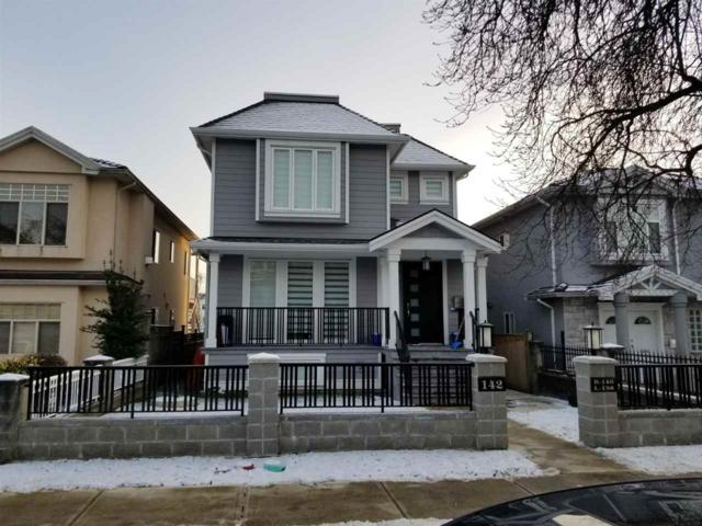 142 E 58TH Avenue, Vancouver, BC V5X 1V6 (#R2241382) :: Re/Max Select Realty