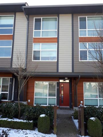 16223 23A Avenue #22, Surrey, BC V3Z 6P4 (#R2241384) :: Re/Max Select Realty