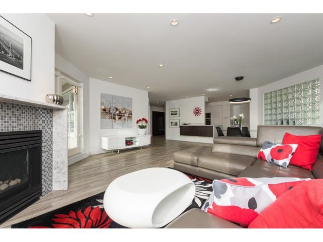 15367 Buena Vista Avenue #201, White Rock, BC V4B 1Y7 (#R2241455) :: Homes Fraser Valley