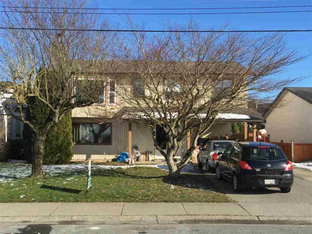 7152 Richardson Avenue, Sardis, BC V2R 1E9 (#R2241474) :: Re/Max Select Realty