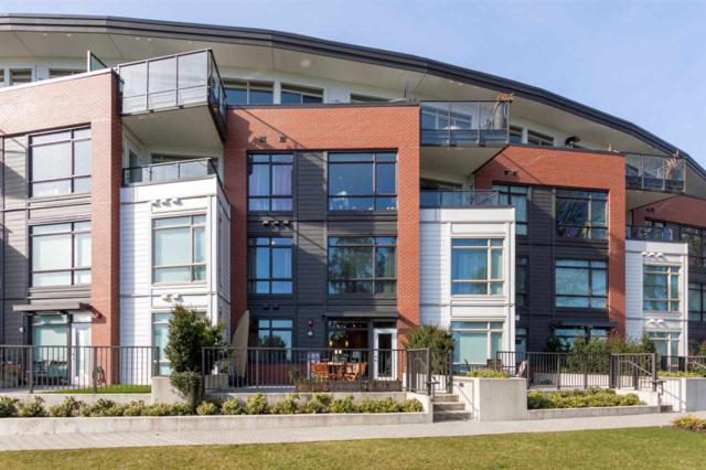 22 E Royal Avenue #127, New Westminster, BC V3L 0H1 (#R2241507) :: Re/Max Select Realty