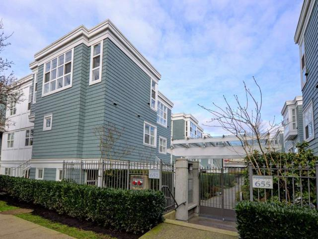 657 W 7TH Avenue #101, Vancouver, BC V5Z 1B6 (#R2241548) :: Re/Max Select Realty