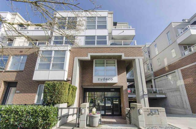2768 Cranberry Drive #400, Vancouver, BC V6K 4T9 (#R2241570) :: Re/Max Select Realty