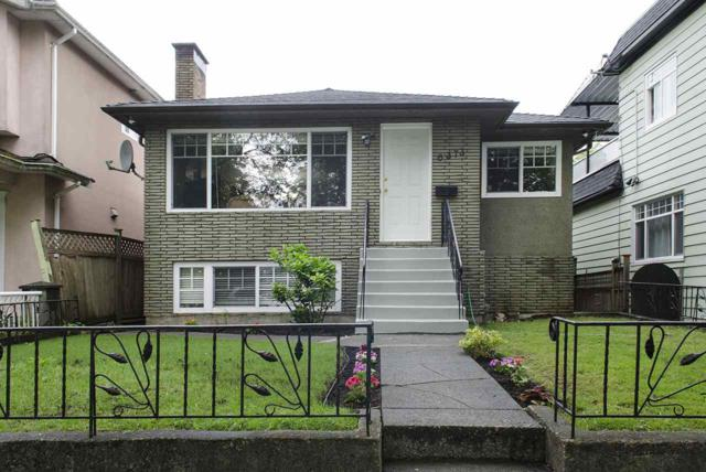 6373 Windsor Street, Vancouver, BC V5W 3J4 (#R2241573) :: Re/Max Select Realty