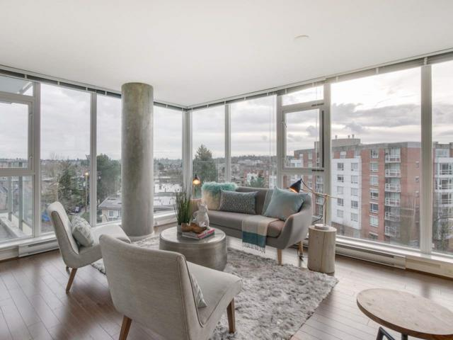 2770 Sophia Street #709, Vancouver, BC V5T 0A4 (#R2241610) :: Re/Max Select Realty