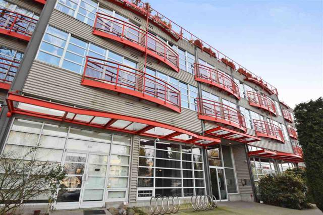 350 E 2ND Avenue #122, Vancouver, BC V5T 4R8 (#R2241675) :: Re/Max Select Realty