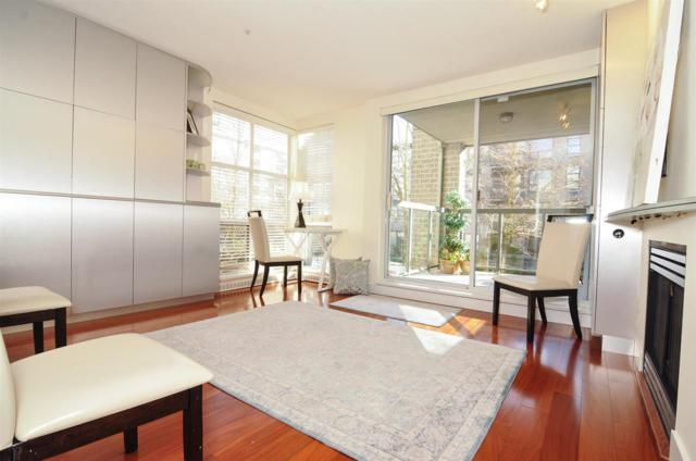 2288 Marstrand Avenue #210, Vancouver, BC V6K 4S9 (#R2241752) :: Re/Max Select Realty
