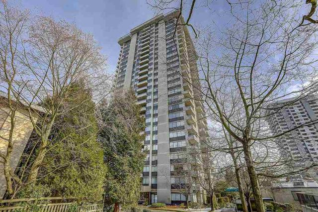 3970 Carrigan Court #905, Burnaby, BC V3N 4S5 (#R2241795) :: Titan Real Estate - Re/Max Little Oak Realty