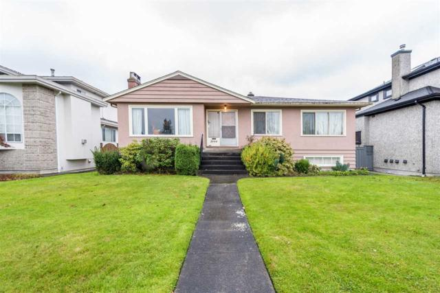 2444 W King Edward Avenue, Vancouver, BC V6L 1T4 (#R2241848) :: Titan Real Estate - Re/Max Little Oak Realty
