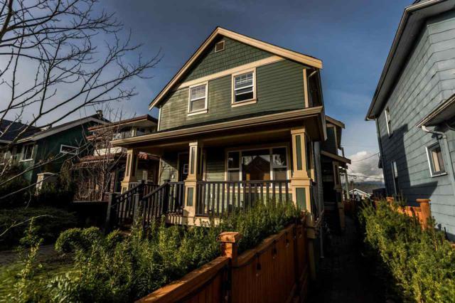1345 E 18TH Avenue, Vancouver, BC V5V 1H5 (#R2241921) :: Re/Max Select Realty