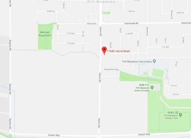 11640 Harris Road, Pitt Meadows, BC V3Y 1Y7 (#R2241981) :: Titan Real Estate - Re/Max Little Oak Realty