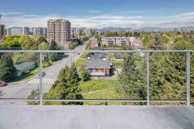 6888 Cooney Road #1107, Richmond, BC  (#R2241988) :: Titan Real Estate - Re/Max Little Oak Realty