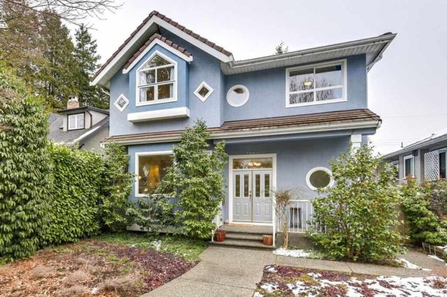 2656 Waterloo Street, Vancouver, BC V6R 3H7 (#R2242164) :: Re/Max Select Realty