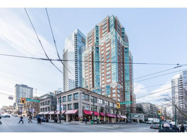 909 Burrard Street #1102, Vancouver, BC V6Z 2N2 (#R2242188) :: Re/Max Select Realty