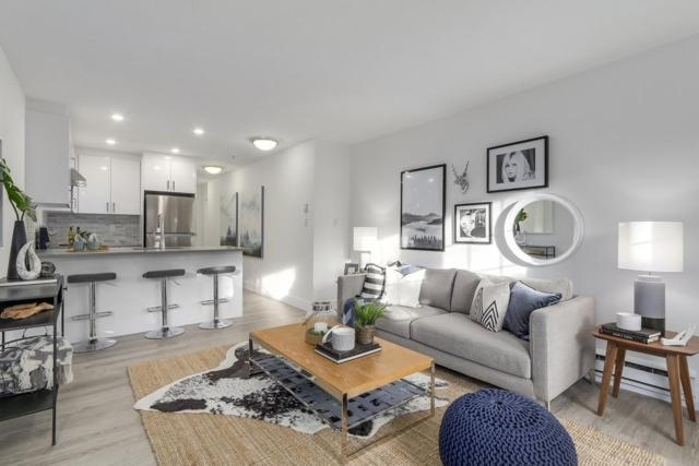 1099 E Broadway Street #208, Vancouver, BC V5T 1Y5 (#R2242197) :: Re/Max Select Realty