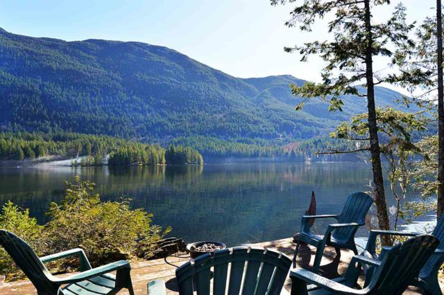 9270 W Sakinaw Lake, Pender Harbour, BC V0N 2H1 (#R2243585) :: Linsey Hulls Real Estate