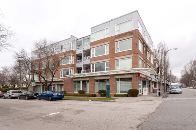 2103 W 45TH Avenue #206, Vancouver, BC V6M 2J2 (#R2245216) :: Vancouver Real Estate