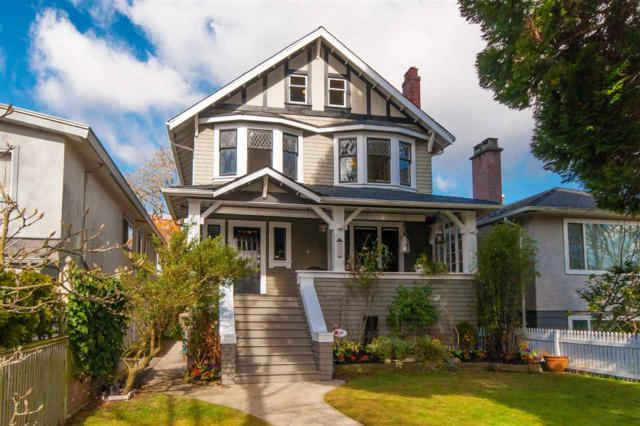 2079 W 45TH Avenue, Vancouver, BC V6M 2H8 (#R2246056) :: Vancouver Real Estate