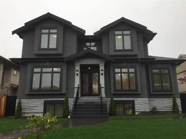 4306 Parkwood Crescent, Burnaby, BC V5G 2J5 (#R2246304) :: Vancouver House Finders