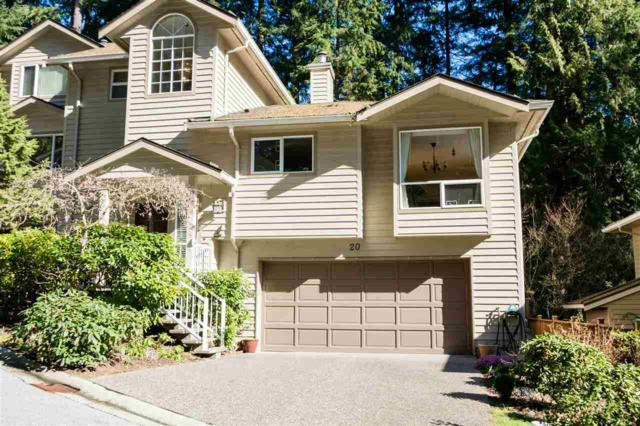 20 Deerwood Place, Port Moody, BC V3H 4X7 (#R2246981) :: Vancouver House Finders
