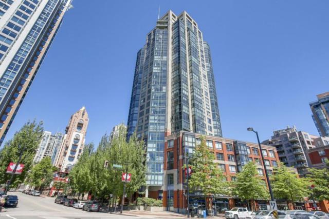 289 Drake Street #2202, Vancouver, BC V6B 5Z5 (#R2247785) :: Vancouver Real Estate
