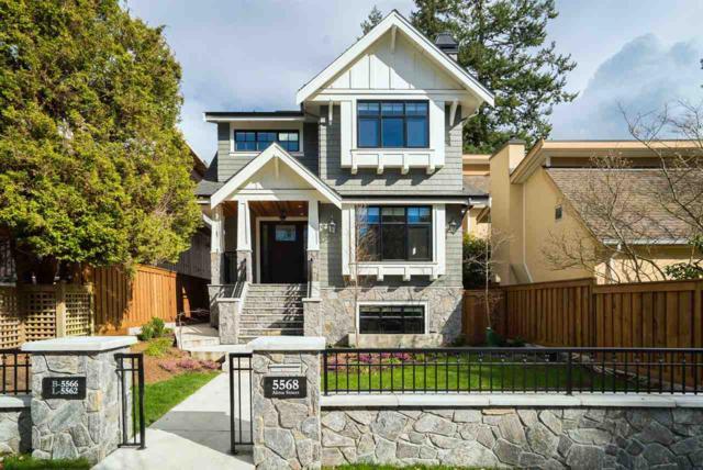 5568 Alma Street, Vancouver, BC V6N 1Y1 (#R2247852) :: Vancouver Real Estate