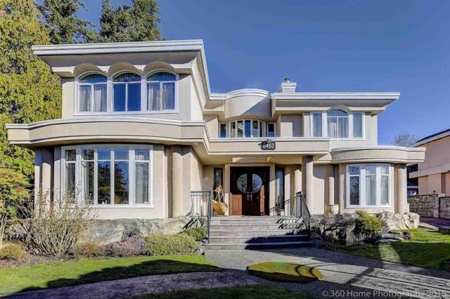 6463 Balsam Place, Vancouver, BC V6M 4L9 (#R2248172) :: Vancouver Real Estate