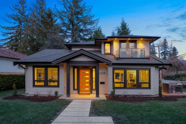2108 Berkley Avenue, North Vancouver, BC V7H 1Z7 (#R2248338) :: Vancouver Real Estate