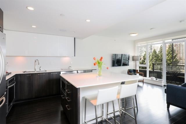 1372 Seymour Street #616, Vancouver, BC V6B 3P3 (#R2248364) :: Vancouver Real Estate