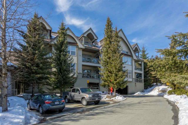 3300 Ptarmigan Place #304, Whistler, BC V0N 1B3 (#R2248654) :: West One Real Estate Team