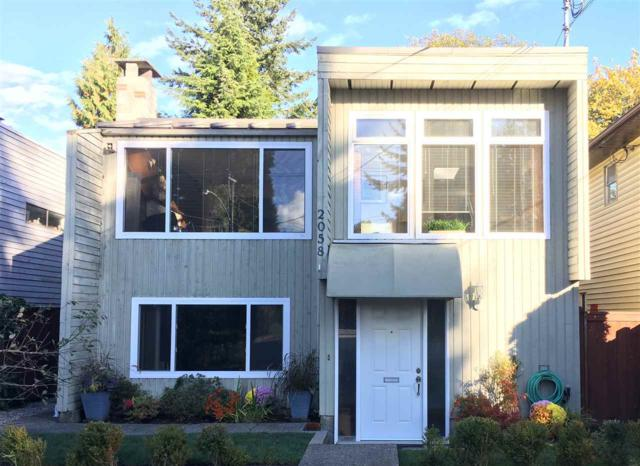 2058 Mountain Highway, North Vancouver, BC V7J 2M9 (#R2249198) :: West One Real Estate Team