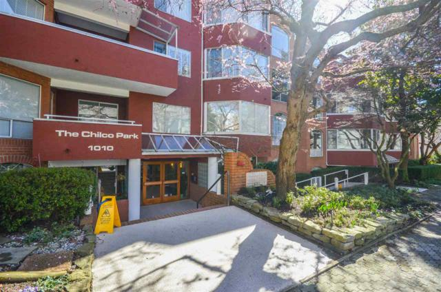 1010 Chilco Street #207, Vancouver, BC V6G 2R6 (#R2249854) :: Homes Fraser Valley