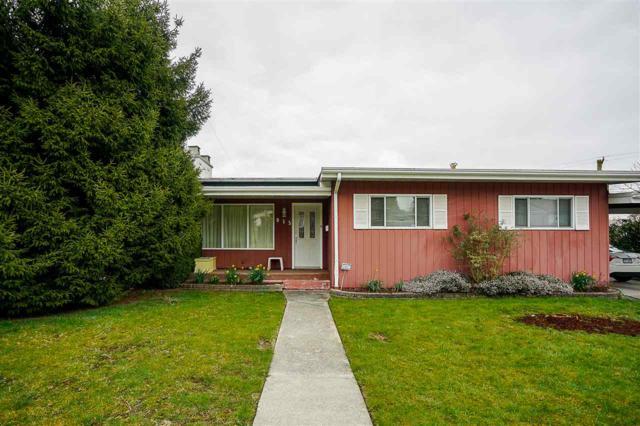 915 Lee Street, New Westminster, BC V3L 4W9 (#R2249864) :: Homes Fraser Valley