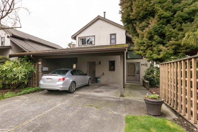 11291 7TH Avenue #24, Richmond, BC V7E 4S3 (#R2251761) :: West One Real Estate Team