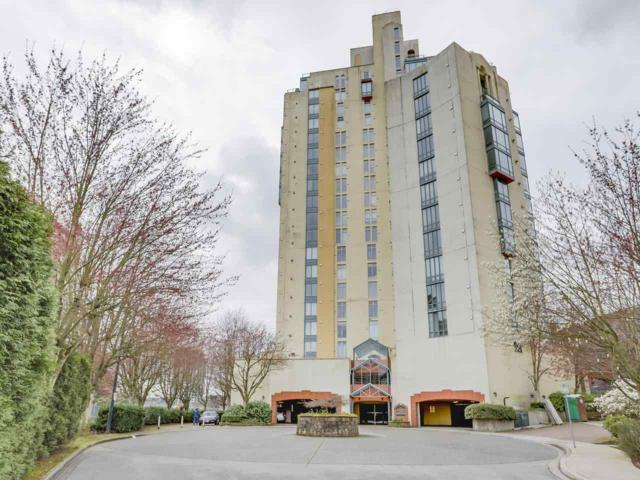 8 Laguna Court #1207, New Westminster, BC V3M 6M6 (#R2252154) :: West One Real Estate Team