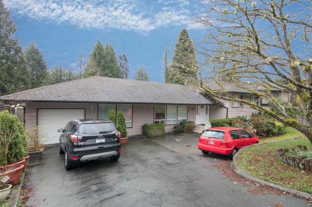90 Glengarry Crescent, West Vancouver, BC V7S 1B5 (#R2252330) :: West One Real Estate Team
