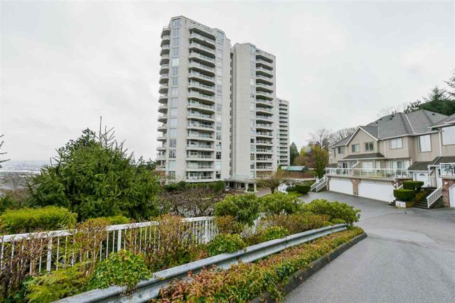 71 Jamieson Court #302, New Westminster, BC V3L 5R4 (#R2252787) :: West One Real Estate Team
