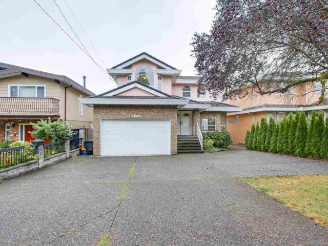 6762 Kitchener Street, Burnaby, BC V5B 2J9 (#R2252971) :: West One Real Estate Team