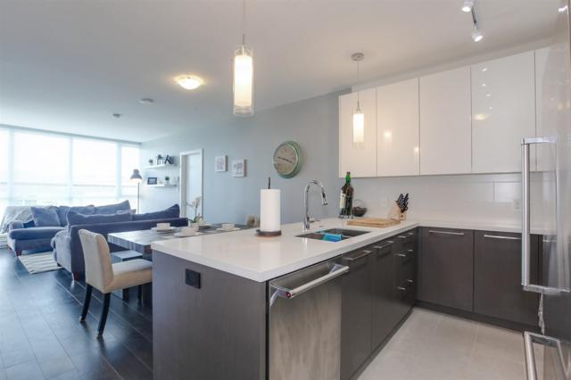 271 Francis Way #810, New Westminster, BC V3L 5E8 (#R2253307) :: West One Real Estate Team