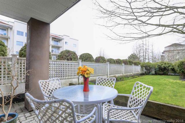 4768 53 Street #105, Delta, BC V4K 5B2 (#R2253340) :: West One Real Estate Team