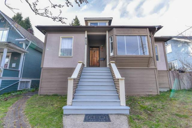 825 Dublin Street, New Westminster, BC V3M 2Y5 (#R2253384) :: Vancouver House Finders