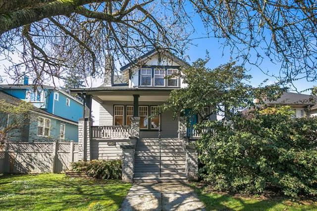6573 Yew Street, Vancouver, BC V6P 5V8 (#R2253852) :: West One Real Estate Team