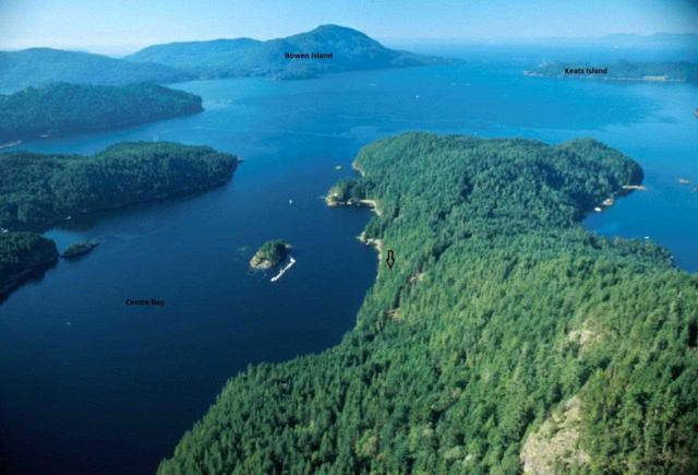Lot 40 West Bay, Gambier Island, BC V0N 1V0 (#R2253941) :: Vancouver House Finders