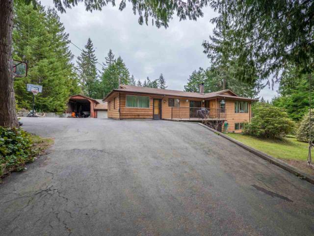 8056 Cooper Road, Halfmoon Bay, BC V0N 1Y1 (#R2254161) :: Linsey Hulls Real Estate